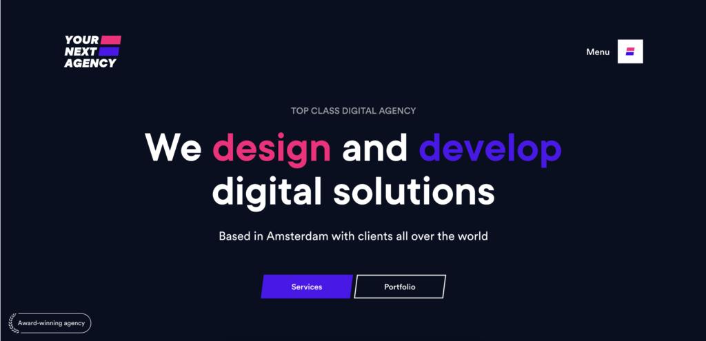 digital marketing agencies for startups in Amsterdam