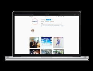 Instagram App- Oyova