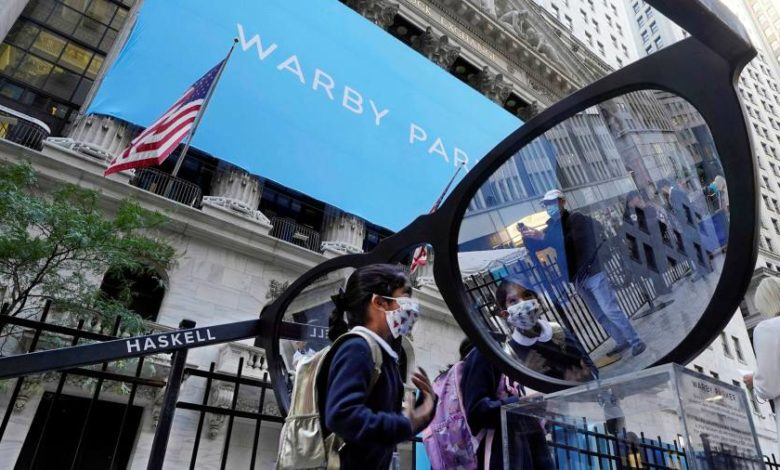 Eyeglass vendor Warby Parker sees $6bn valuation in direct listing