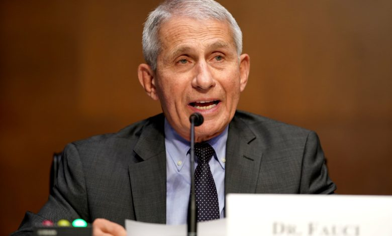 Fauci says data from NIH's mix-and-match Covid vaccine booster trials will soon be ready