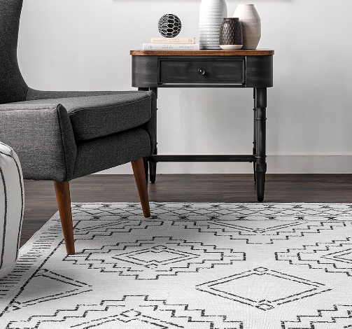 Up to 60% off Machine-Washable Rugs + Exclusive Extra 10% off!