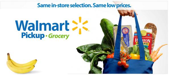 Walmart Grocery Pickup Coupon