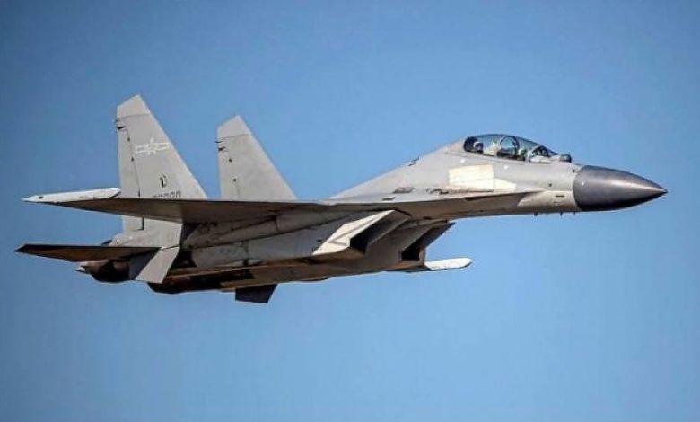 China sends record number of warplanes towards Taiwan