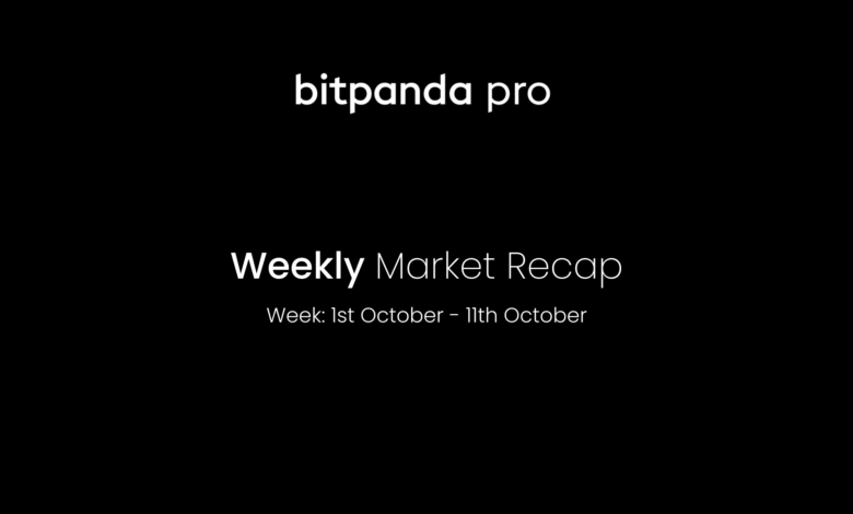 Weekly Bitpanda Pro Market Recap #30