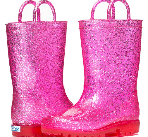 ZOOGS Kid's Rain Boots only $9.99 + shipping!