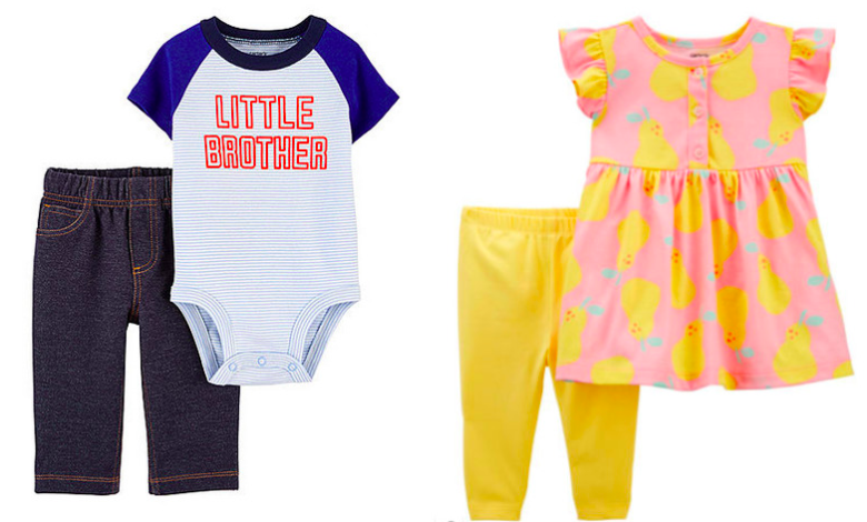 *HOT* JCPenney: Carter's Sets just $3.59!
