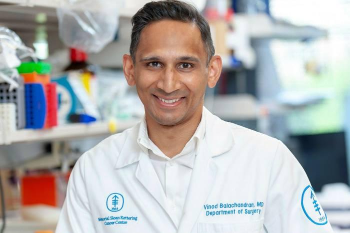 New York surgeon Vinod Balachandran