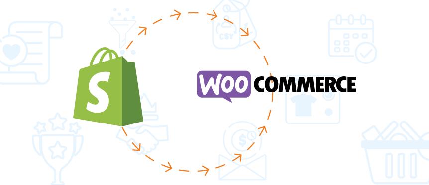 Shopify WooCommerce migration