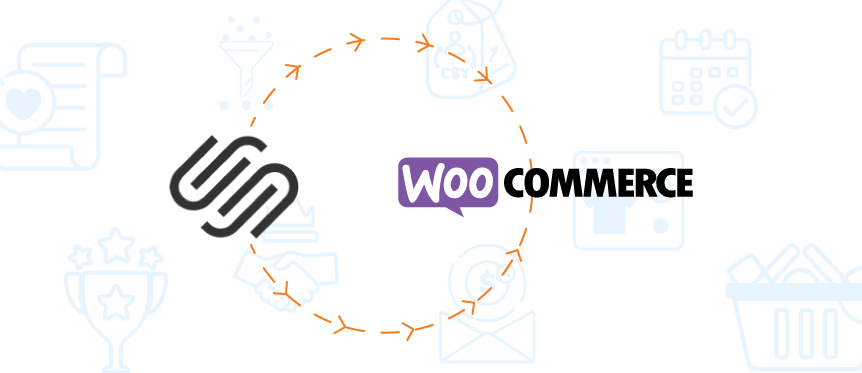 Squarespace WooCommerce migration