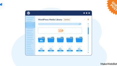 How To Organize Files In WordPress Media Library?