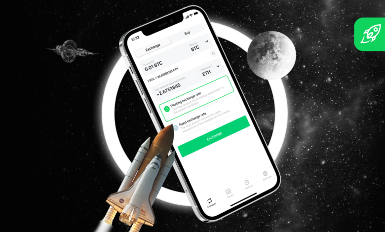 Changelly App: New iOS Version Release