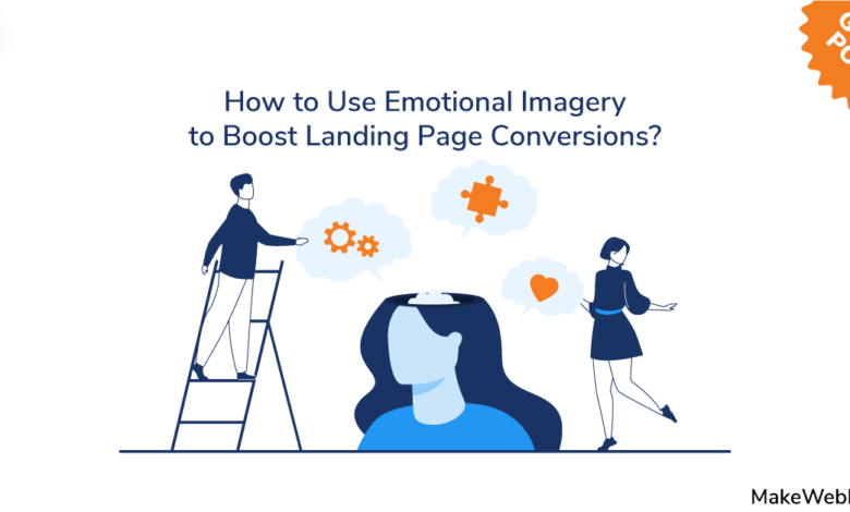 Emotional Imagery To Boost Landing Page Conversion