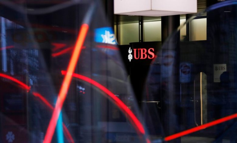 UBS starts digital wealth bank in U.S. to rival Wall Street