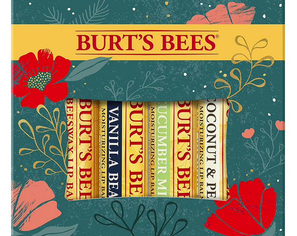 Burt's Bees Bounty Lip Balm Holiday Gift Sets as low as $6.05!