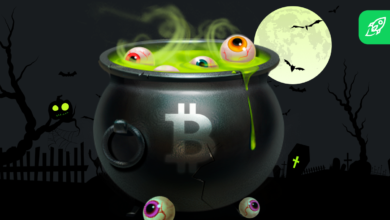 Changelly's Halloween Season: the First Competition
