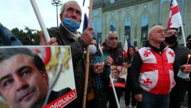 Mikheil Saakashvili's detention further complicates Georgia-EU relations