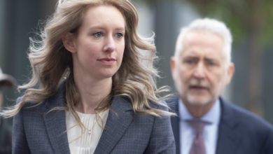 Theranos investor Betsy DeVos' rep says Elizabeth Holmes misled them
