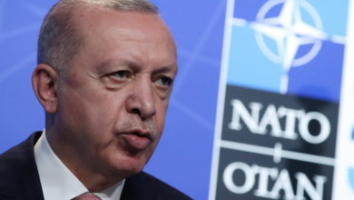 Turkey to banish 10 Western ambassadors, Erdogan says